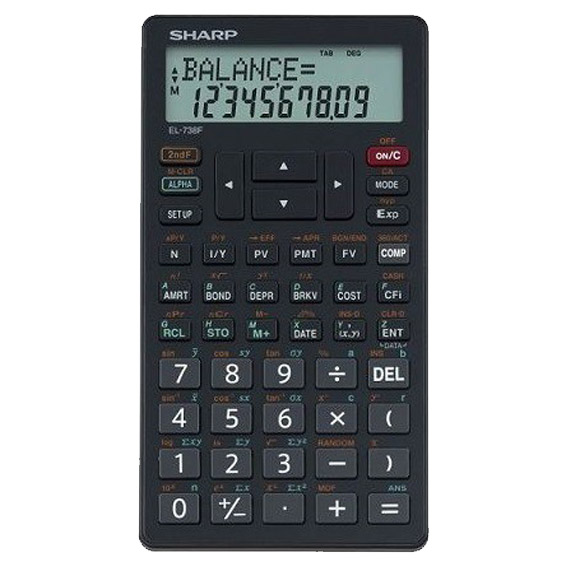 financial calculator business plan