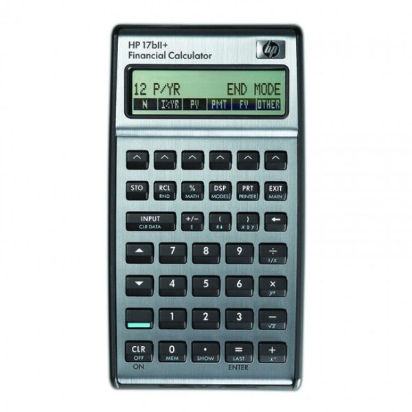 hp-17bii-plus-business-calculator
