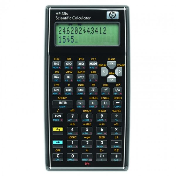 35S - Scientific Calculator