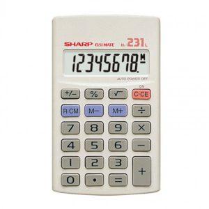 sharp-el231-lb-pocket-calculator