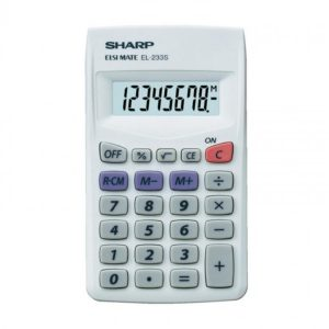 sharp-el233-lb-pocket-calculator