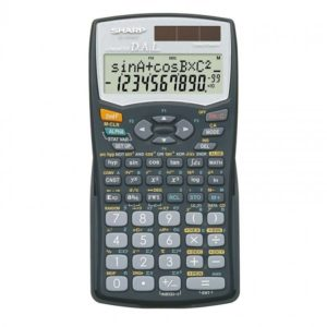 sharp-el506-el506-w-bk-scientific-matrix-solver-calculator-scientific