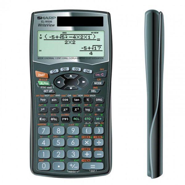 sharp-el506b-el506b-write-view-scientific-matrix-solver-calculator-scientific